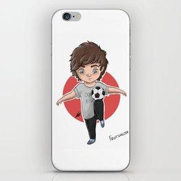 Football Louis iPhone Skin
