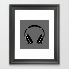 Music To My Ears Framed Art Print
