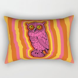 Psychowl Rectangular Pillow
