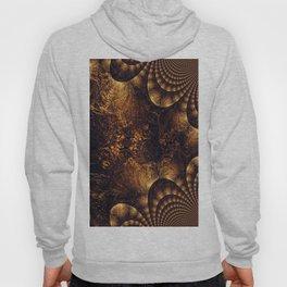 Fraktal Gold  Hoody