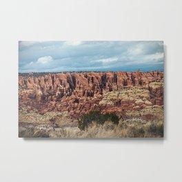 Utah III - Near Arches National Park Metal Print