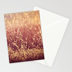 Grass of Gold Stationery Cards
