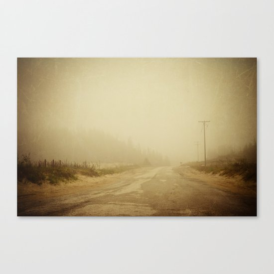 Forgotten Day Canvas Print