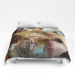 'WALK IN BEAUTY' Comforters