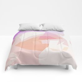 beau abstract 3 Comforters