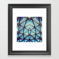 sym7 Framed Art Print