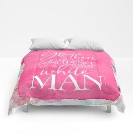 CONFIDENTLY AVERAGE Comforters