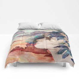 The Lost Love of Wandering Aengus Comforters