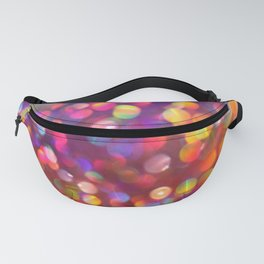 Rainbow Party Fanny Pack
