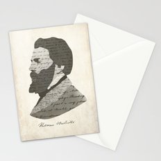 Herman Melville Stationery Cards