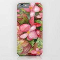 Begonia Beauty iPhone 6s Slim Case