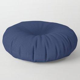 Navy Blue Minimalist Floor Pillow