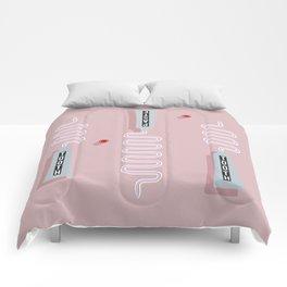 Toothpaste Comforters