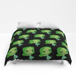 Disgust Pose Comforters