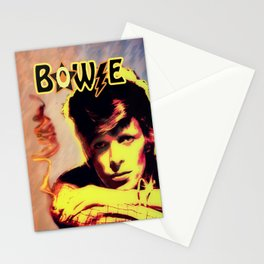Bowie 2018 Stationery Cards