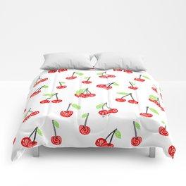 Cherries series Comforters
