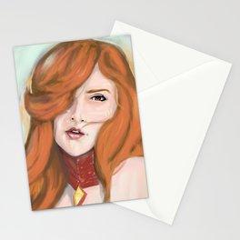 Lina Inverse Stationery Cards