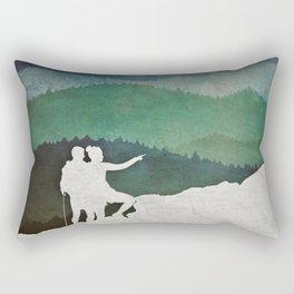 Trailblazers Rectangular Pillow