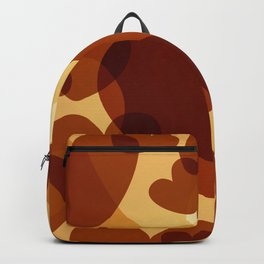 Seventy-century gingerbread Backpack