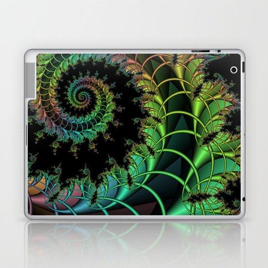 Expansion of Chaos Laptop & iPad Skin