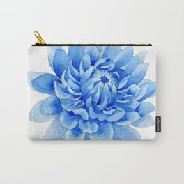 Blue Dahlia 01 Carry-All Pouch