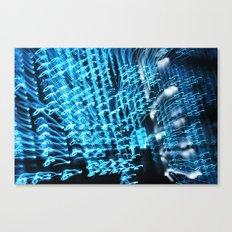 Light Fantastic Canvas Print