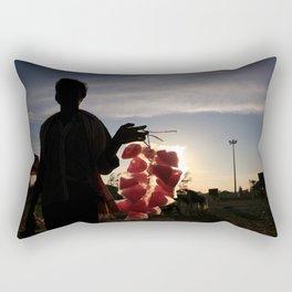 Cottoncandy Man Rectangular Pillow