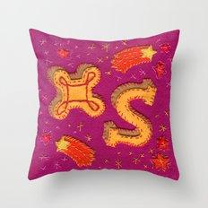 Save Yourself Throw Pillow