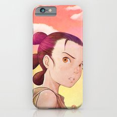 Starwars - Rey Tribute iPhone 6s Slim Case