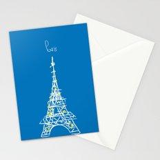 belle à Paris Stationery Cards