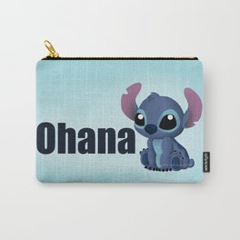 Chibi Stitch Carry-All Pouch