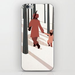 we're not out of the woods yet... iPhone Skin