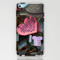 Love Locks No. 2 iPhone & iPod Skin