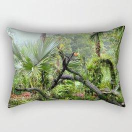 Singapore Botanical Garden 2 Rectangular Pillow
