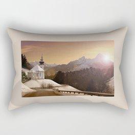 still winter Rectangular Pillow