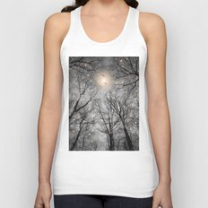 Nature Blazes Before Your Eyes 2 (Ash Embers) Unisex Tank Top