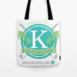 Rosemary Beach Kerrington Club Tote Bag