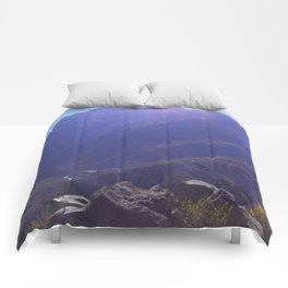 Top of the Rockies Comforters