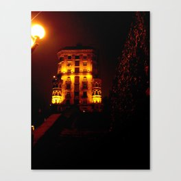Night Crest 6 Canvas Print