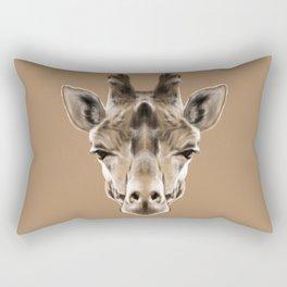 Giraffe Sym Rectangular Pillow