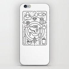 Food and Fashion iPhone & iPod Skin