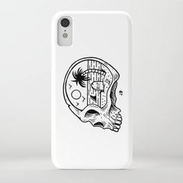 Die-o-rama iPhone Case