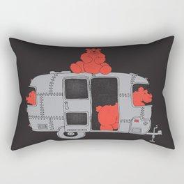 Bearstream... Rectangular Pillow