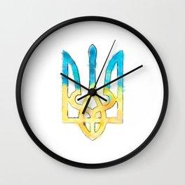Trident Wall Clock