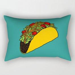Flock of Gerrys - Taco Rectangular Pillow