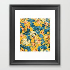 Summer Botanical II Framed Art Print