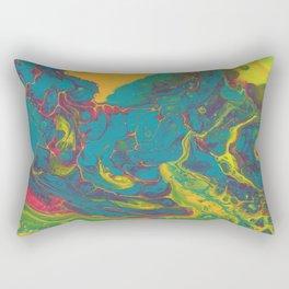 Put Your Hands in the Air Rectangular Pillow