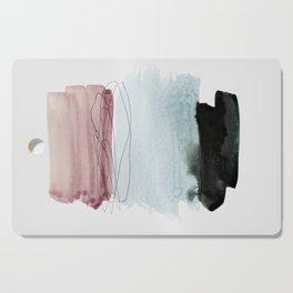 minimalism 4 Cutting Board