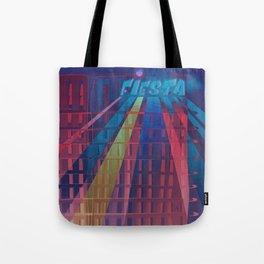 Urban Summer / Fiesta Tote Bag