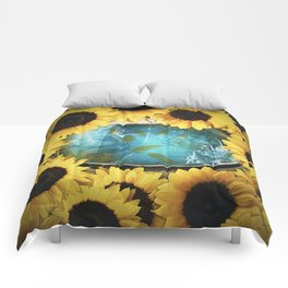Consumed Comforters